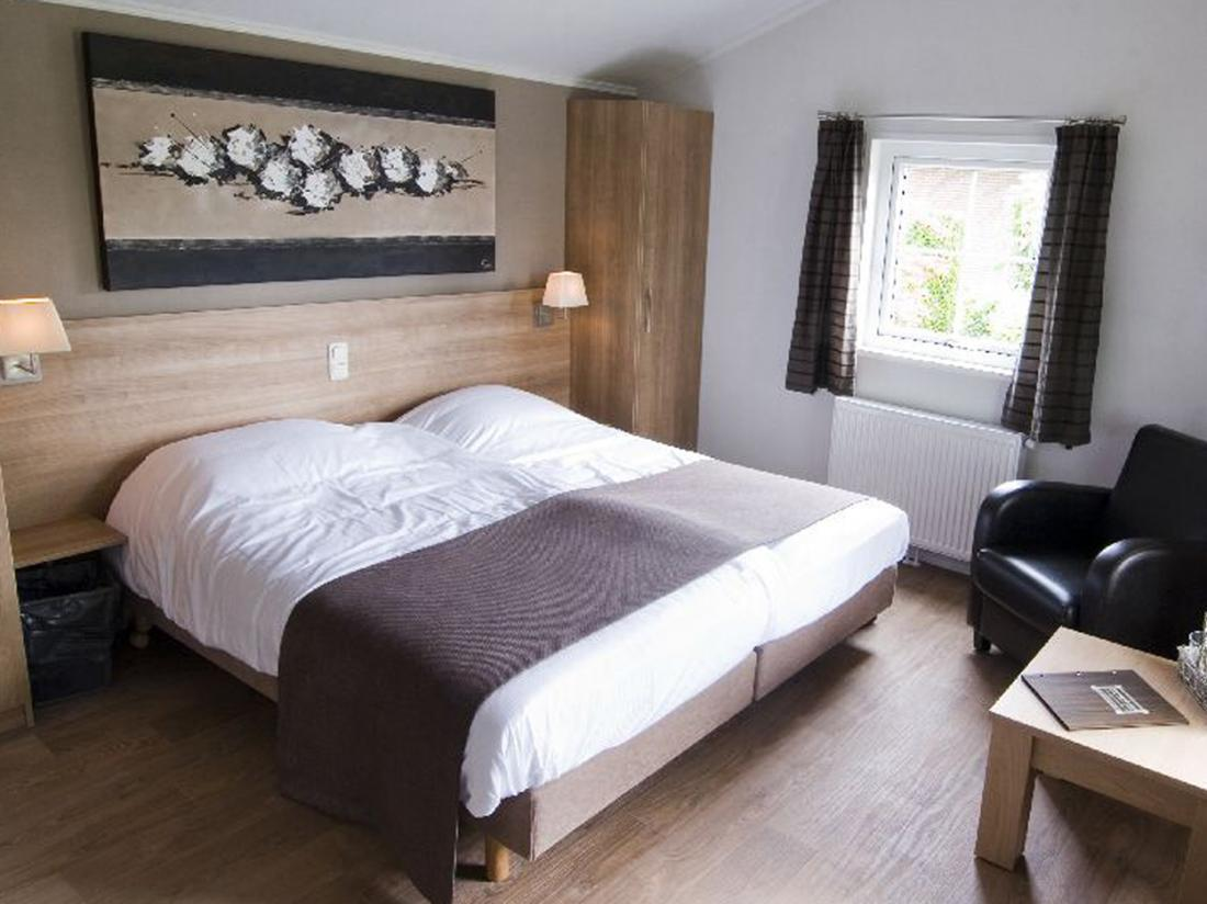 Overnachting Voorthuizen Comfort Kamer Hotelchalet