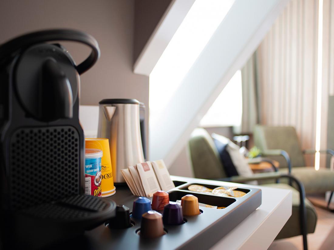 Weekendjeweg Voorthuizen Comfort Hotel Kamer