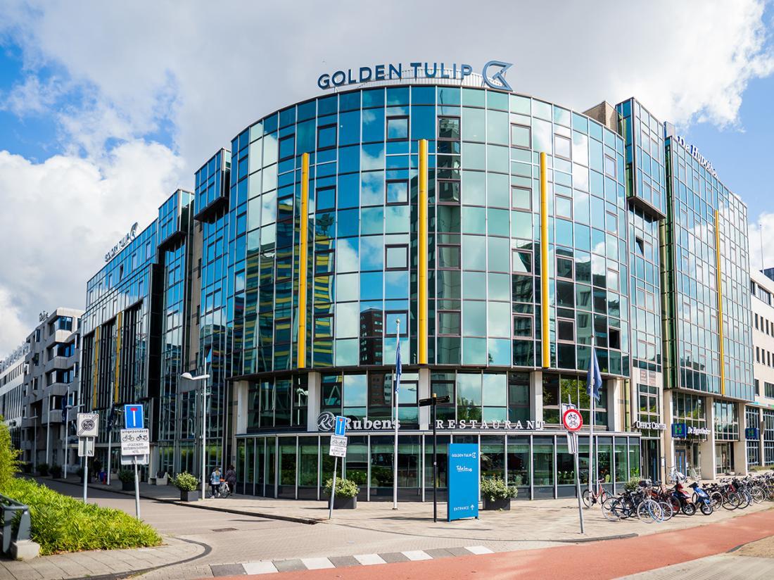 Golden Tulip Leiden Centre Aanzicht