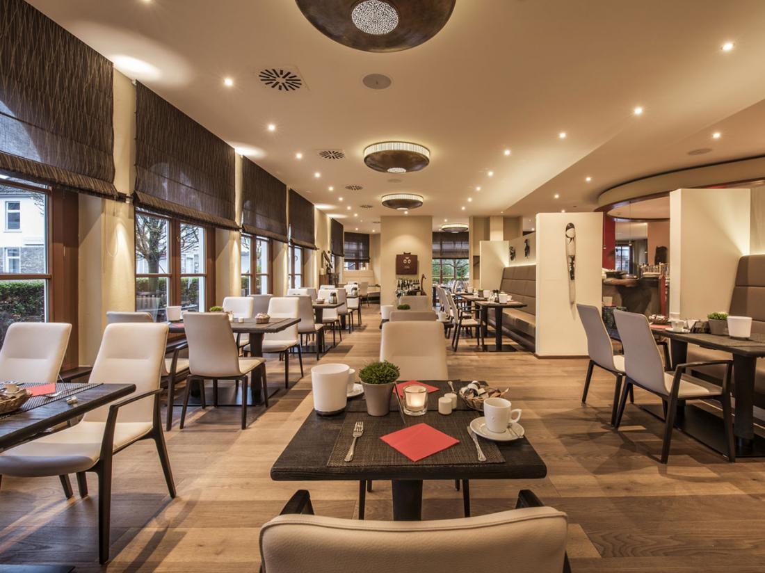 Hotelaanbieding Duitsland Restaurant