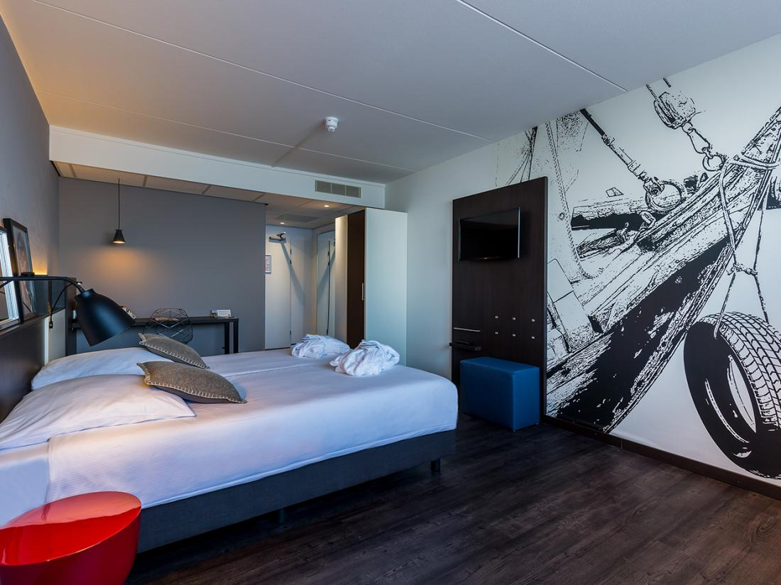 Postillion amersfoort hotel kamer comfort