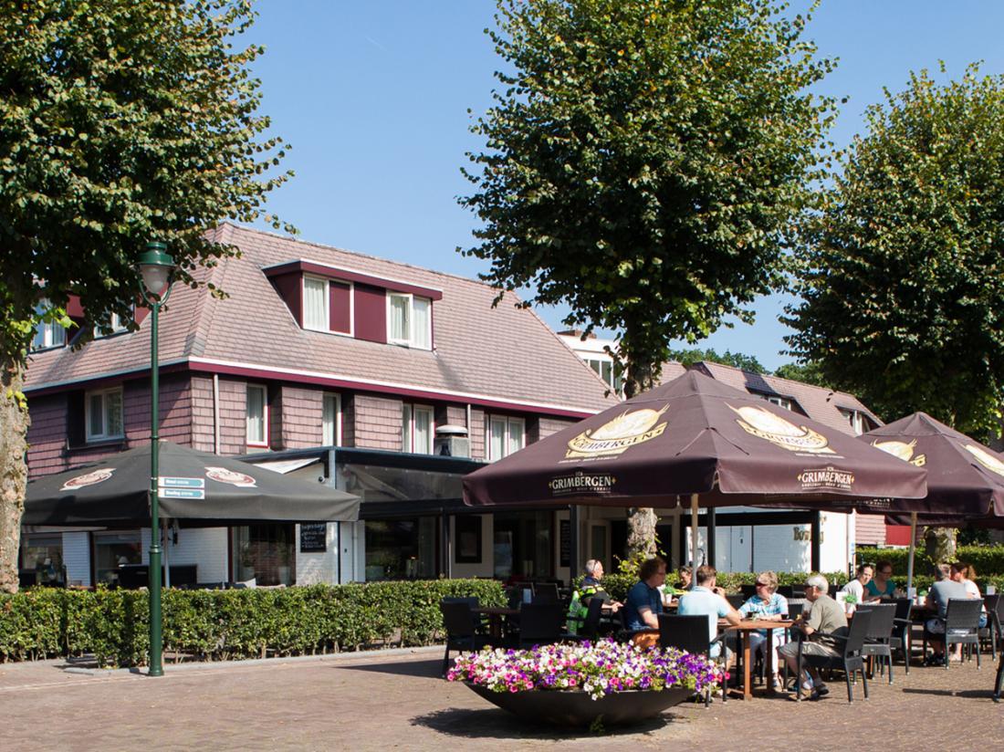 De Oringer Marke Drenthe Weekendjeweg Terras