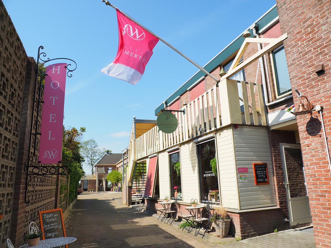 Hotel Friesland Weekendjeweg actier Kamer Wymerts Exterieur