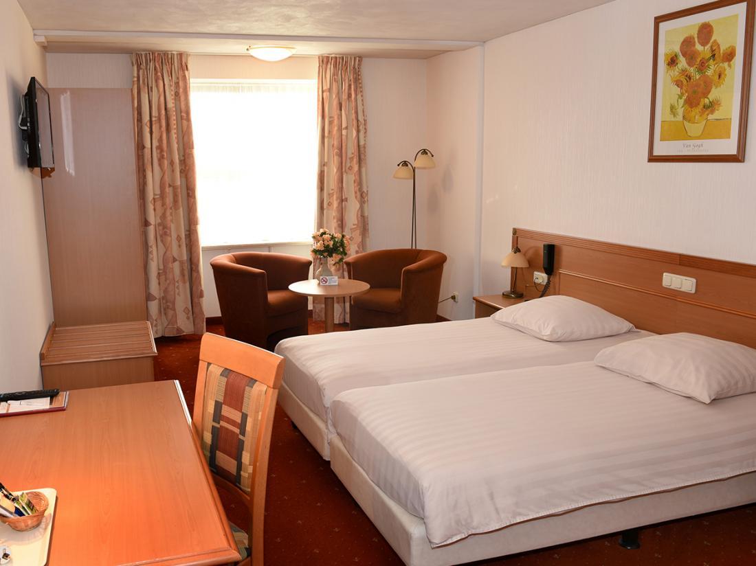 Suydersee Hotel Enkhuizen Hotelkamer Standaard
