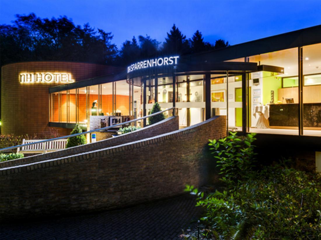 Hotel Aanzicht Sparrenhorst Veluwe Weekendjeweg Gelderland