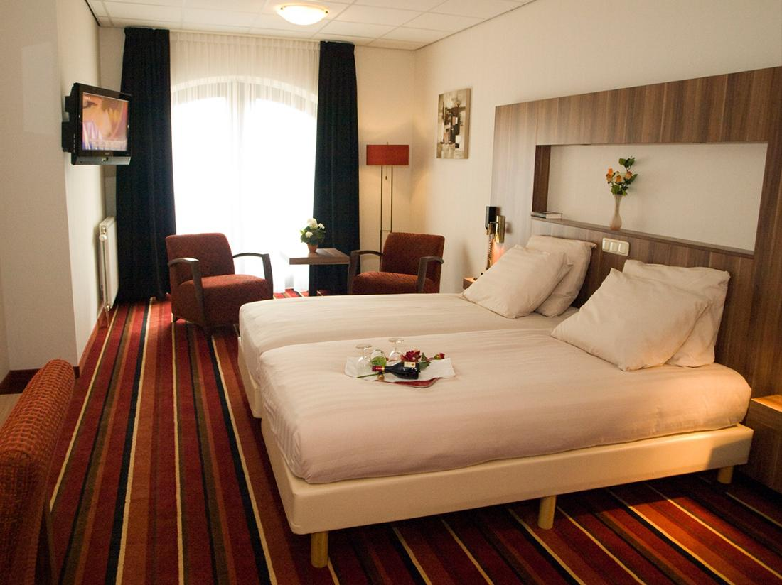 Suydersee Hotel Enkhuizen Hotelkamer Deluxe