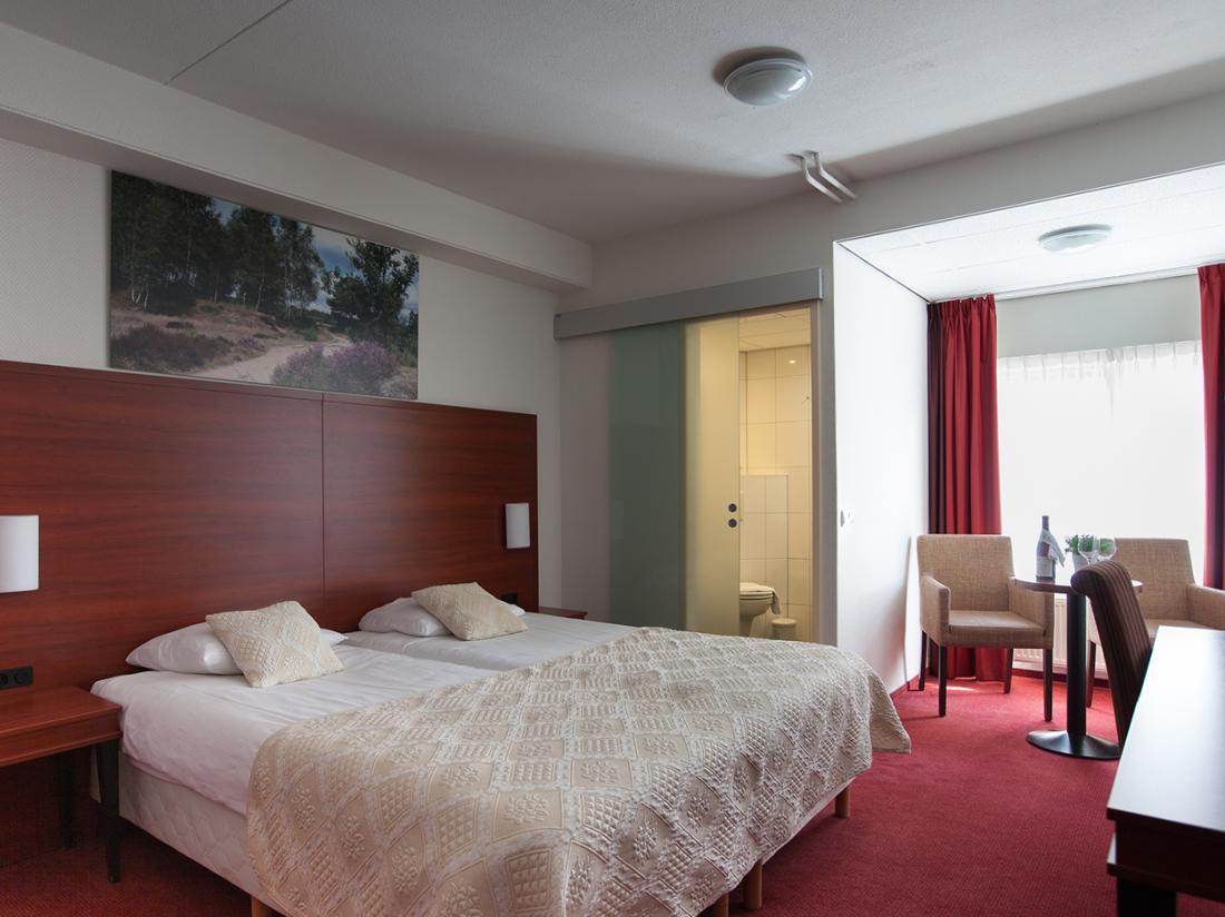 De Oringer Marke Drenthe Weekendjeweg Hotelkamer