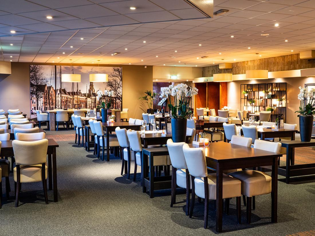Nescio Hotel Groningen Weekendjeweg Restaurant