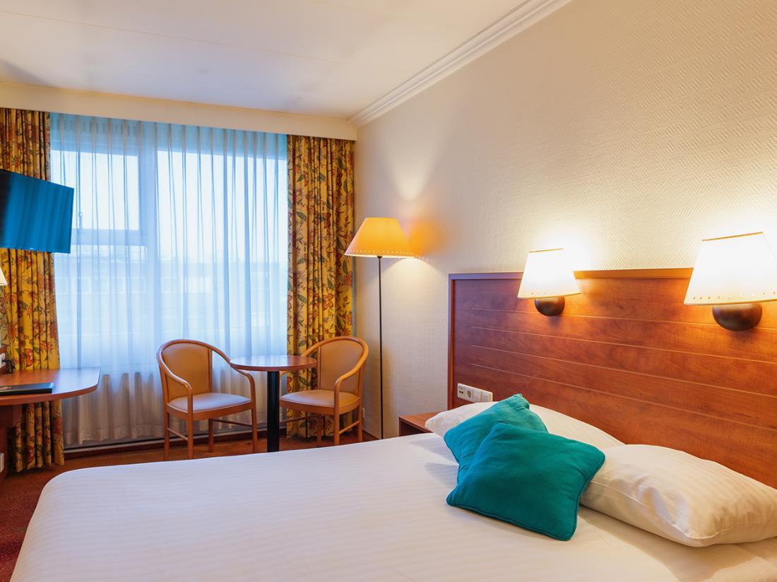 Nescio Hotel Groningen Kleine Tweepersoonskamerl