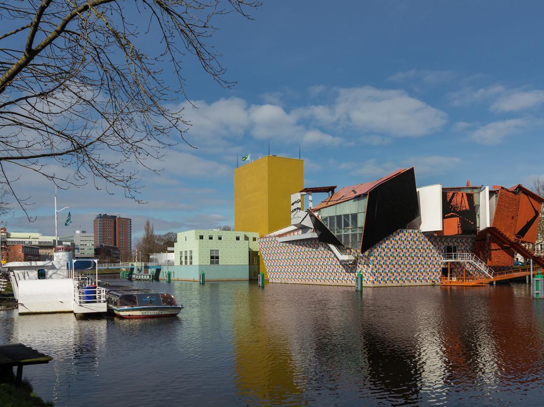 Nescio Hotel Groningen Weekendjeweg Museum Groninger
