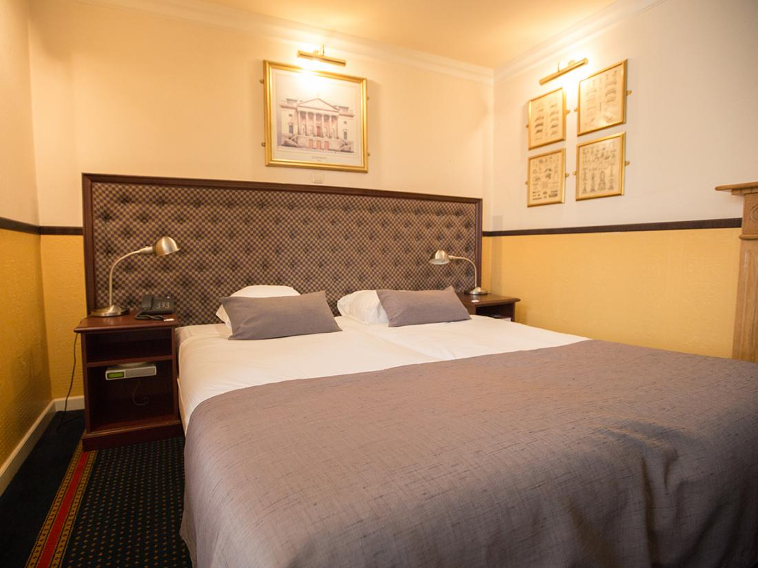 Hotelaanbieding Hotelkamer Groningen