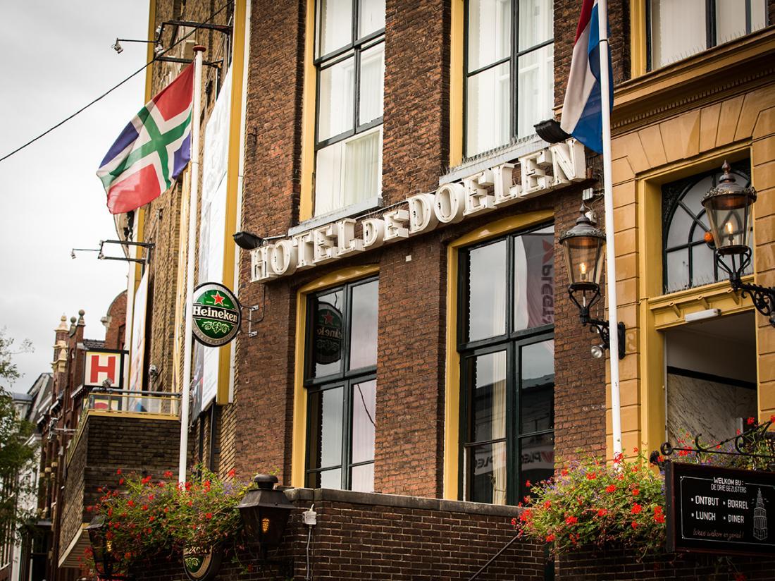 Weekendjeweg Groningen Aanzicht