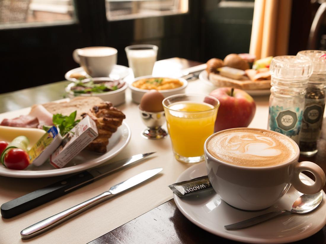 Hotelarrangement Groningen De Doelen Ontbijt
