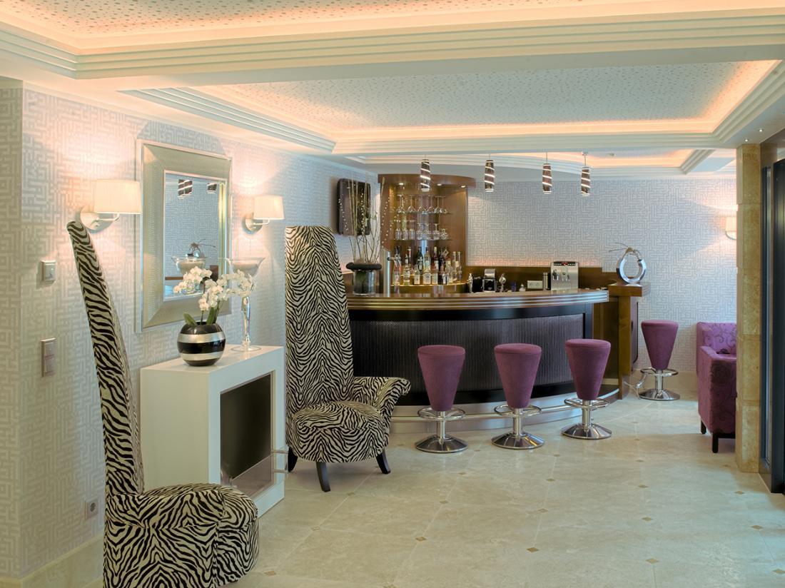 Top Hotel Krmer Lobby Hotel Bar