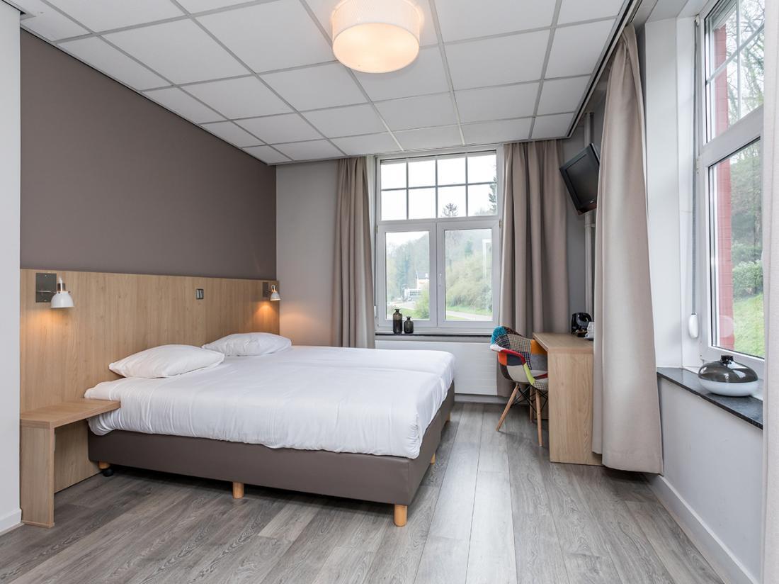 Berghotel Vue Hotel Limburg Weekendjeweg Deluxe Kamer Interieur