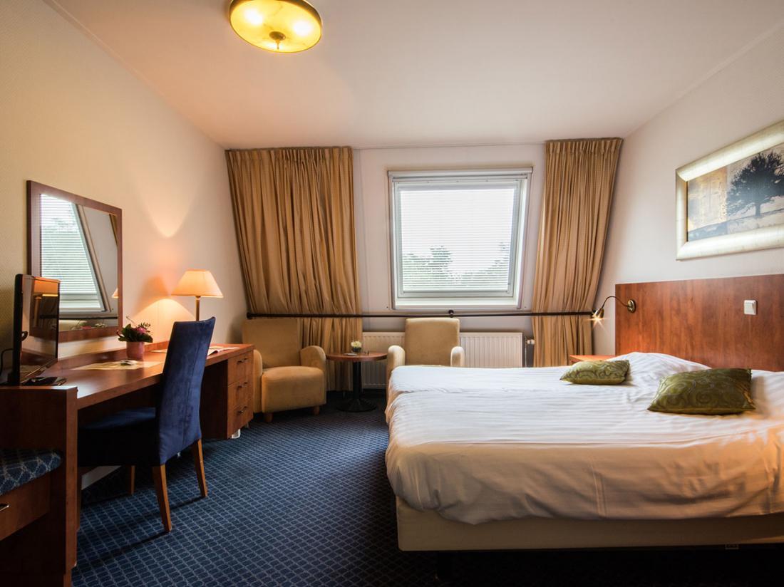 Hotelaanbieding Drenthe Hotelkamer junior suite