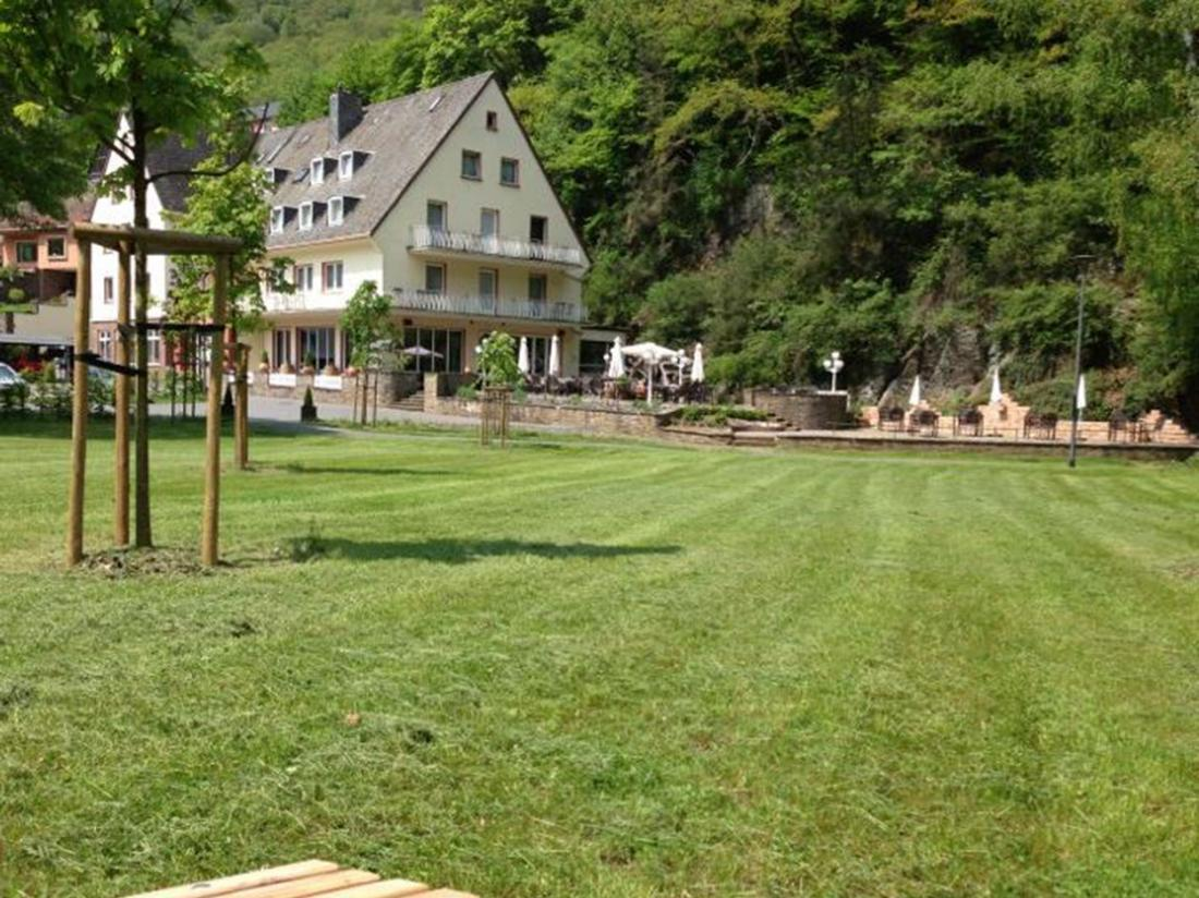 Hotel Alte Muhle Bad Bertrich Park