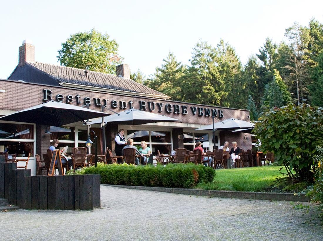 Hotel deRuygheVenne Westerbork RestaurantBuiten