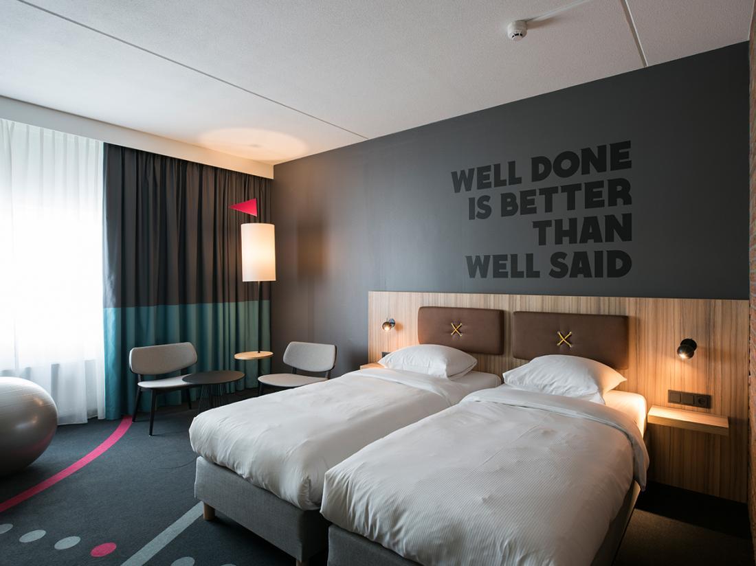 Hotel Hup Mierlo Hotelkamer