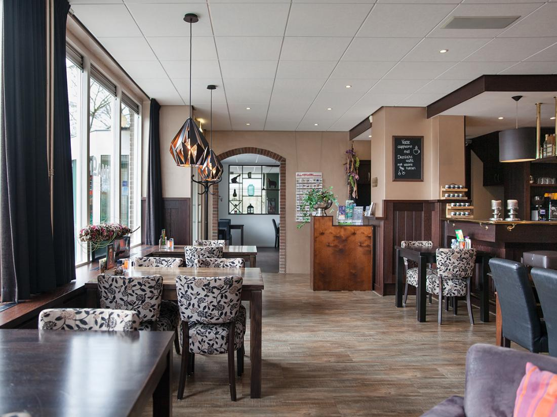 Hotel De Koekoekshof Elp Drenthe Restaurant Bar