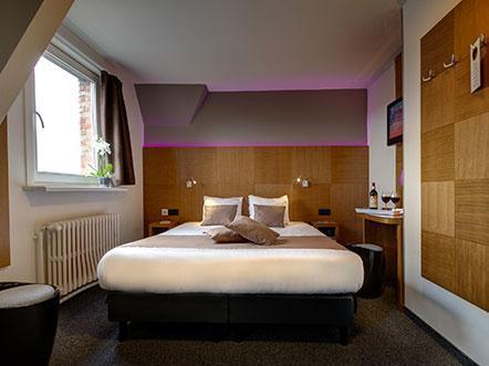 Hotel Jacobs  Hotelkamer